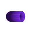 02_Curvy E Spot_0,8mm.STL Télécharger fichier STL Curvy E   Stripe Collection • Objet pour imprimante 3D, VOOOD