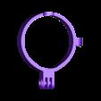 Yeti Pop Mount.stl Télécharger fichier STL gratuit Filtre bleu pour le yéti • Design à imprimer en 3D, LilMikey