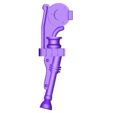Left Detail.stl Download free STL file 1989 mini Batmobile • 3D printable model, Dsk