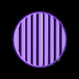 circulo_honey_mark_2.stl Download free STL file Mask 3D NanoHack Improved (MassProductionVersion) • 3D printing model, Tonystark112
