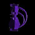 Rear_leg_pt2_4x.stl Download free STL file Serap-ta-tek BMF walker for Iron Undead • 3D printer model, JtStrait72