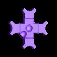 hips_mk2.stl Download free STL file Serap-ta-tek BMF walker for Iron Undead • 3D printer model, JtStrait72