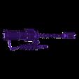 Gun.stl Download free STL file Serap-ta-tek BMF walker for Iron Undead • 3D printer model, JtStrait72