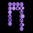 big_turret_cooler_pipes.stl Download free STL file Big Plasma Cannon Turret • 3D printing design, JtStrait72