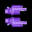 mk_d-4lt_pc.stl Download free STL file Big Plasma Cannon Turret • 3D printing design, JtStrait72