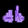 mk_d-4lt_pc_turret_ltside.stl Download free STL file Big Plasma Cannon Turret • 3D printing design, JtStrait72