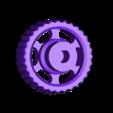 YAEEK_-_Yet_Another_Ender_Extruder_Knob.stl Télécharger fichier STL gratuit YAEEK - Encore un autre bouton d'extrudeuse Ender (27mm de diamètre) • Plan pour impression 3D, da_syggy