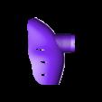 Mascherina_COVID-19_struttura_V2_0.stl Download free STL file Mascherina-COVID-19 • 3D printable design, marcogenito