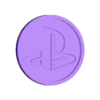 Medaillon_Playstation.stl Télécharger fichier STL gratuit Medaillon Playstation • Objet pour imprimante 3D, edbo