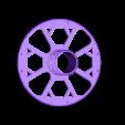 Kiwi3D_Masterspool_inner.stl Download free STL file Kiwi3D.co.nz 1KG refill coil Master spool • 3D print template, Kiwi3D