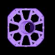 Kiwi3D_square_masterspool_inner.stl Download free STL file Kiwi3D.co.nz 1KG refill coil Master spool • 3D print template, Kiwi3D