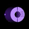 insert.223.simple.stl Download free STL file Bullet puller • 3D printable design, LionFox