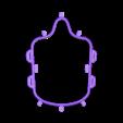 Mascarilla_Hermetica_v2.6.stl Download free STL file Hermetic Mask • 3D print design, Checho3d