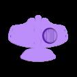 mascarilla mark 3 (thickerVersion).stl Download free STL file Mask 3D NanoHack Improved (MassProductionVersion) • 3D printing model, Tonystark112