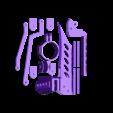 medium thumb plate.stl Télécharger fichier STL Doigts et pouces de robot et MISE À JOUR avec parties de doigts plus longues 3 tailles • Design à imprimer en 3D, LittleTup