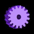 planet.stl Download free STL file Wind turbine for 775 engine • 3D printer template, LetsPrintYT