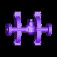 axle.stl Télécharger fichier STL gratuit Gaslands 4x4 Lift Kit pour roues roulantes • Design pour imprimante 3D, Marcus_GT500