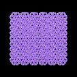 TriLoop205x190_IMPROVED_RevC.stl Télécharger fichier STL gratuit Tissu en cotte de mailles de style médiéval • Plan pour imprimante 3D, ThinkSolutions