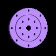 SlewBearingSpacerRevC.stl Télécharger fichier STL gratuit Roulement à billes de 70 mm • Modèle à imprimer en 3D, ThinkSolutions