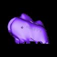 GEPRC_MX3_Pod_v2_v18.stl Télécharger fichier STL gratuit GepRC MX3 - Auvent de cosse de moineau • Design imprimable en 3D, nik101968