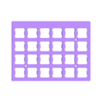 lets_split_plate_wider.stl Télécharger fichier STL gratuit The Wedge - Séparons le boîtier de clavier sous tente • Objet pour impression 3D, rsheldiii