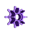 spool_centre.stl Télécharger fichier STL gratuit SpoolWorks Echafaudage Support soluble Spool Carrier • Plan pour imprimante 3D, Greg_The_Maker