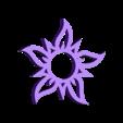 Sun.stl Télécharger fichier STL gratuit La Tourneuse de soleil Fidget | 608ZZ • Plan pour imprimante 3D, Greg_The_Maker