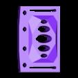 wrist plate.stl Télécharger fichier STL Doigts et pouces de robot et MISE À JOUR avec parties de doigts plus longues 3 tailles • Design à imprimer en 3D, LittleTup