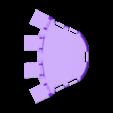 plane back with clip holder.stl Télécharger fichier STL Doigts et pouces de robot et MISE À JOUR avec parties de doigts plus longues 3 tailles • Design à imprimer en 3D, LittleTup