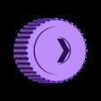 Knob.stl Télécharger fichier STL gratuit Porte-bobine à centre ajustable • Design pour imprimante 3D, jonbourg