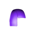 Quarantine mask part 01.stl Télécharger fichier STL gratuit Verre à masque de quarantaine • Design pour imprimante 3D, PaburoVIII