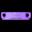 FrontGrill_2Headlights.stl Descargar archivo STL CHEVY VAN G20 RC BODY SCALER AXIAL MST TRX4 RC4WD • Modelo para imprimir en 3D, ilyakapitonov