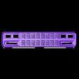 FrontGrill_4Headlights.stl Descargar archivo STL CHEVY VAN G20 RC BODY SCALER AXIAL MST TRX4 RC4WD • Modelo para imprimir en 3D, ilyakapitonov