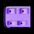 Headlights_FrontRight.stl Descargar archivo STL CHEVY VAN G20 RC BODY SCALER AXIAL MST TRX4 RC4WD • Modelo para imprimir en 3D, ilyakapitonov