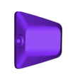 Mirrors_BaseRight.stl Descargar archivo STL CHEVY VAN G20 RC BODY SCALER AXIAL MST TRX4 RC4WD • Modelo para imprimir en 3D, ilyakapitonov