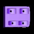 Headlights_FrontLeft.stl Descargar archivo STL CHEVY VAN G20 RC BODY SCALER AXIAL MST TRX4 RC4WD • Modelo para imprimir en 3D, ilyakapitonov