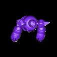 Golurk.stl Télécharger fichier STL gratuit Golurk Pokemon (ゴルーグ Goruugu) • Objet pour imprimante 3D, Jangie