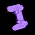ps4 manette.stl Download free STL file Telephone +ps4 • 3D printer design, RCGANG93