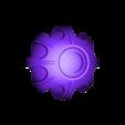 pelota3.obj Download OBJ file Basketball Basket • 3D printing design, charlysss