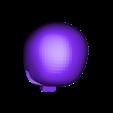 vuzzy_boolean_head.stl Download free STL file MS-06C Zaku • 3D printing object, nickhaines7