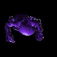 HOMBRE_SEMILLA_superior_meshmixer.stl Télécharger fichier STL gratuit Saibamen DragonBall • Design imprimable en 3D, EugenioFructuoso