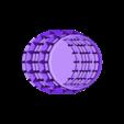 paperbinplain.STL Download free STL file barrel plain, small ez print • 3D printable template, syzguru11