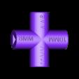 Clef Multipass 8-9-10-11MM v1.stl Télécharger fichier STL gratuit MAGIK-TRASH3D - Clefs triangle pour poubelles recyclables jaunes  • Objet à imprimer en 3D, Bobypeche