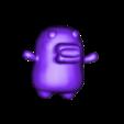 Kuchipatchi.stl Download free STL file kuchipatchi poo time , tamagotchi , • 3D print object, gaaraa