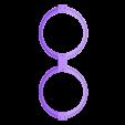 sew-border.stl Télécharger fichier STL gratuit Mécanique de la bouche et du sourcil, adaptable à la mécanique de l'œil • Modèle pour impression 3D, kakiemon