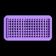 ventilation_grid.stl Télécharger fichier SCAD gratuit Grille de ventilation personnalisable • Design à imprimer en 3D, kakiemon