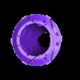 tobor middle.stl Download STL file taybors ship space 1999 • 3D printable design, platt980