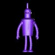 bnder normal.obj Télécharger fichier 3DS gratuit Blender Futurama 2020 personnage ICONICO viral • Plan pour imprimante 3D, ronaldocc13