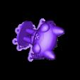 Yani_Cat_supports.stl Télécharger fichier STL gratuit Chat Yani (Pucca) • Objet imprimable en 3D, Jangie