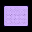 NanoBoxABSforB01_Bottom.stl Download free STL file NanoBoxABS for B01 • 3D printer model, ecoiras